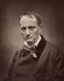 Charles Baudelaire, 1862