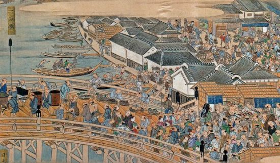 Ancient Edo (Tokyo)