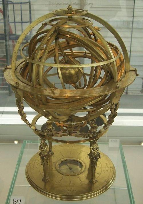 Armilláris gömb