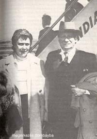 Germanus Gyula és Hajnóczy Rózsa