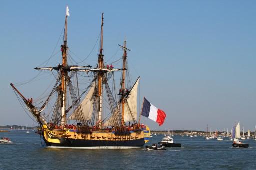 Hermione francia hajó