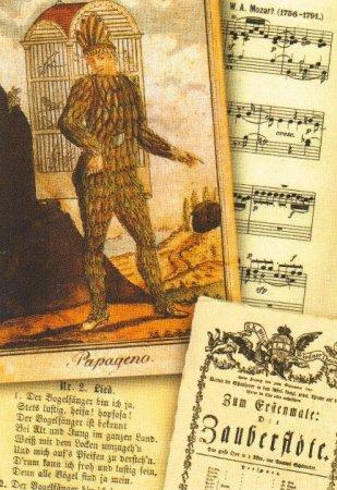 Mozart: Varázsfuvola