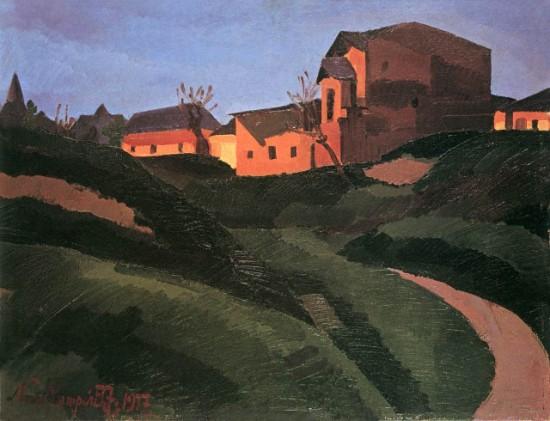 Nemes Lampért József - Tabán