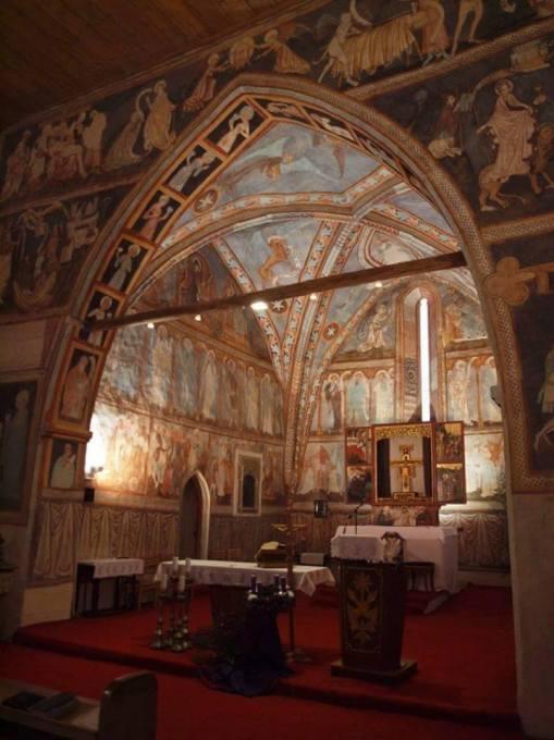 Assisi Szent Ferenc templom Pónik, Felvidék