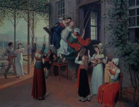 Johann Erdmann Hummel festménye (1823)