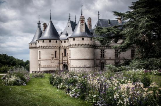 Castillo Chaumont Sur Loire