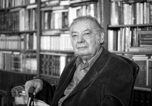 Csoóri Sándor (1930–2016) | fotó: MTI