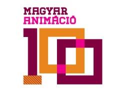 Magyar Animáció 100 logo