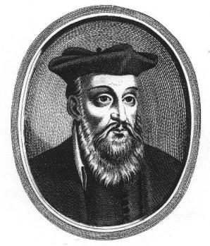 Nostradamus graphic