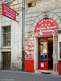 Altun Diyar étterem Budapesten