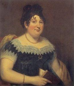 Catherine Gordon, Byron anyja