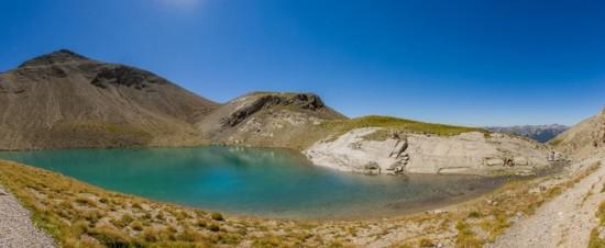 Petite Cayolle-tó