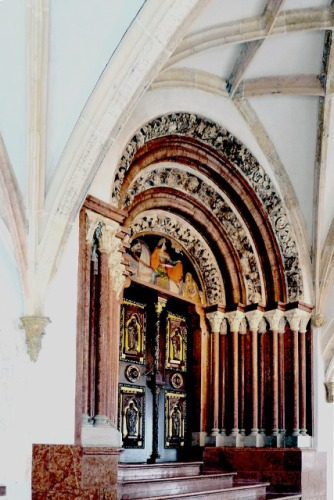 Pannonhalma, Porta Speciosa