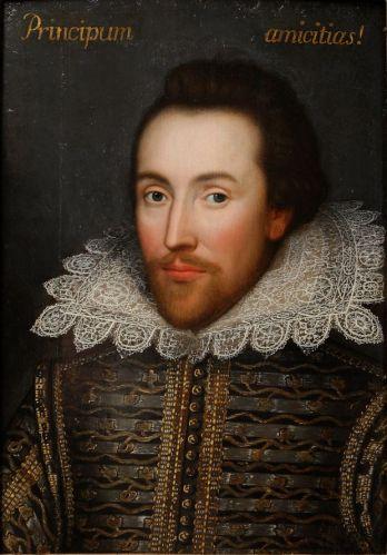 Shakespeare - Cobbe-portré