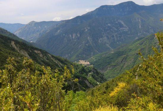 Tinée-völgy