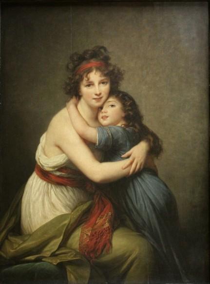 Élisabeth Vigée Le-Brun: Önarckép