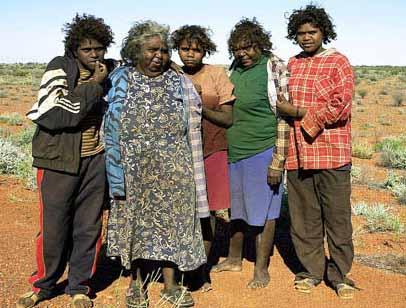 ausztrál bennszülöttek