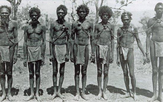 Aboriginal népírtás