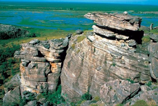 Ubirr Rock, Australia
