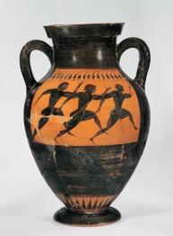 feletealakos amphora