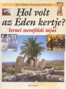 Hol volt az Éden kertje? könyvborító