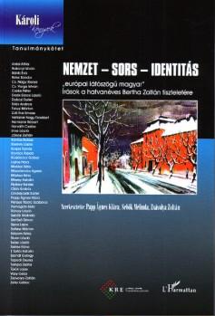 Nemzet – sors – identitás könyvborító
