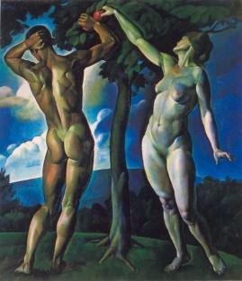 Patkó Károly: Ádám és Éva