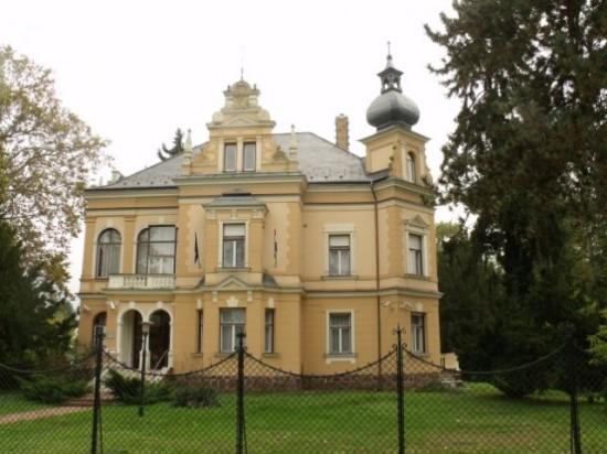 Thanhoffer-villa