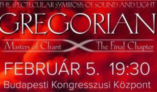 """""""Gregorian: Final Chapter Tour 2017"""""""