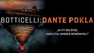 A művészet templomai - Botticelli: Dante pokla