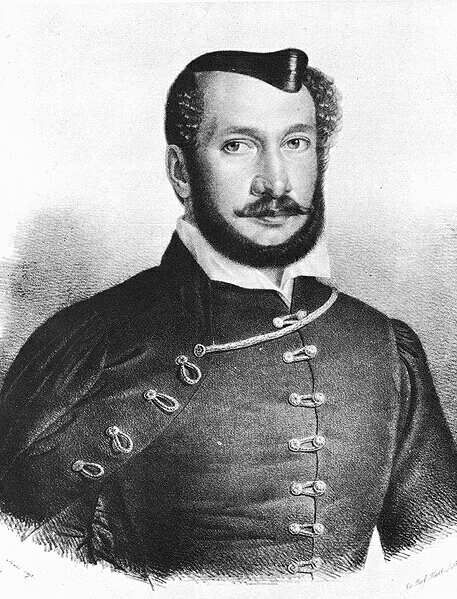 Jósika Miklós, branyicskai báró