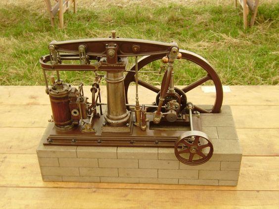 James Watt gőzgépe