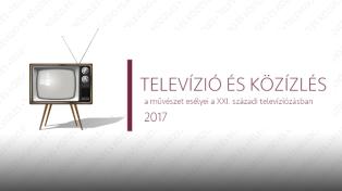 Televízió és közízlés