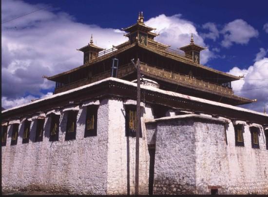 Szamje kolostor