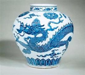 Ming porcelán