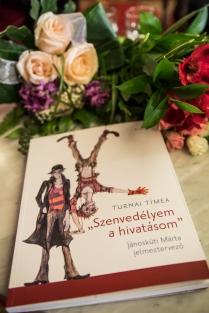 Jánoskúti Márta köszöntése és könyvbemutatója