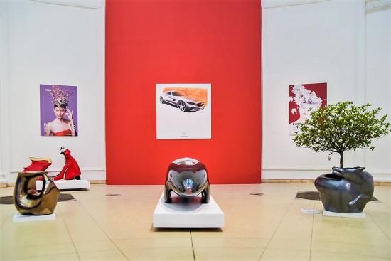 Kiállítás a Műcsarnokban