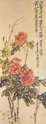 Wu Changshuo: Peóniák