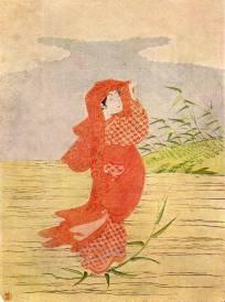Suzuki Harunobu: Dharma