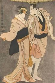 Sharaku: Két szīnész