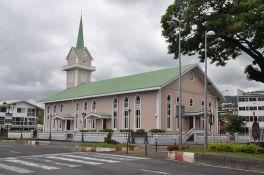 Protestáns templom, Papeete
