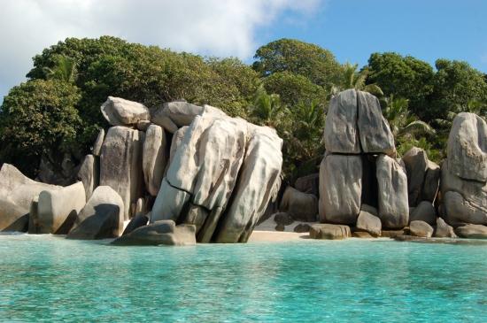 Kókusz-sziget, Seychelle