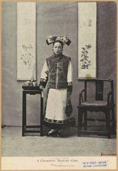 Manchu hölgy