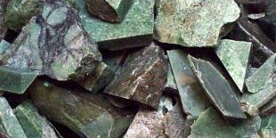 Természetes Jade kő