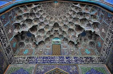 Loft Allah mecset, Iszfahán