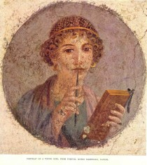 Young Girl from Pompeii