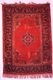oszmán szőnyeg