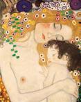 Gustav Klimt: Anya gyermekével