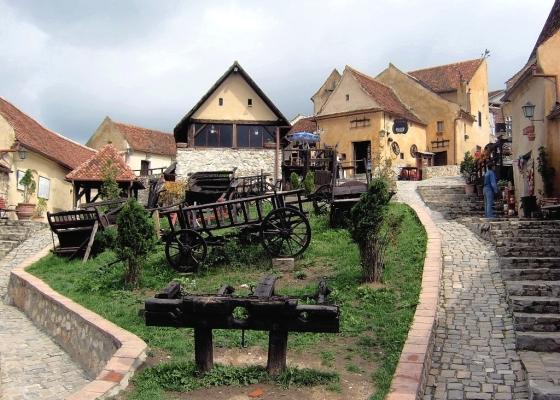 Barcarozsnyó (románul Rasnov)
