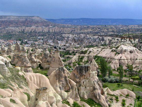 cappadocia and Goreme-vallex